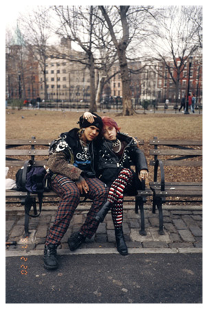 The Punk Project 1997 by Nikki S Lee