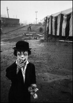 The Dwarf, 1958 by Bruce davidson